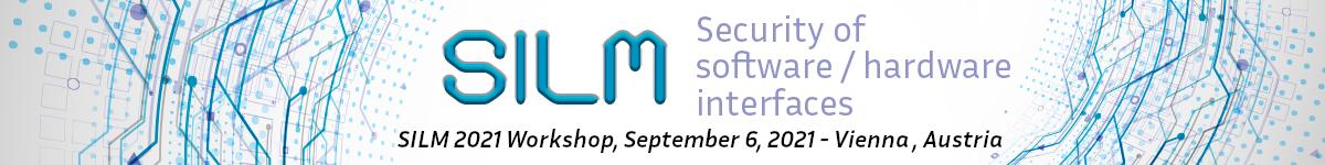 SILM 2021 Workshop
